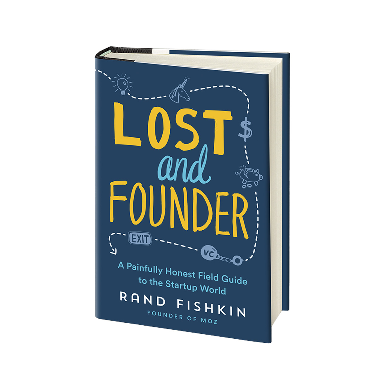 Lost and Founder: A Painful Yet Valuable Read | Kellblog